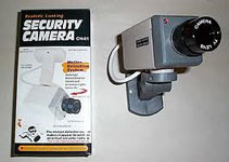 Fake-Surveillance-Security-Camera