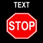 text-stop-andriod-application