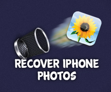 Recover Photos From iPhone